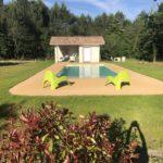 plage piscine revêtement EPDM Gominov